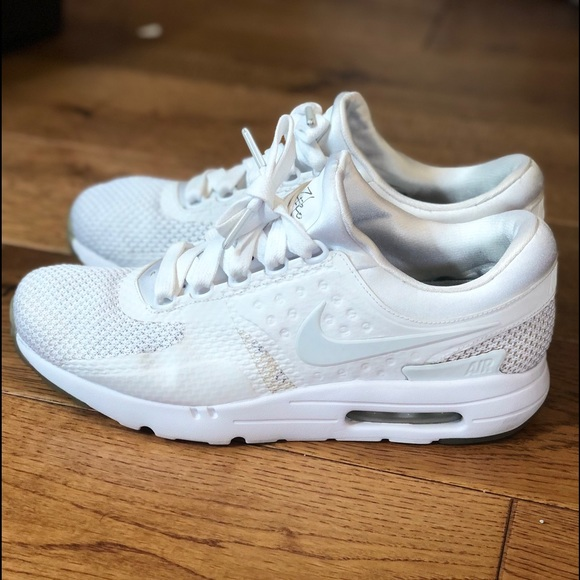 air max zero pure platinum